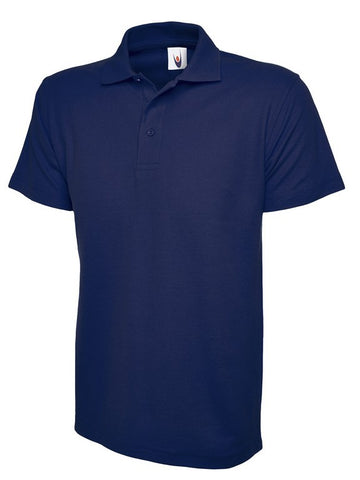 Unisex Classic Polo Shirt (P81 (UC101)) - French Navy