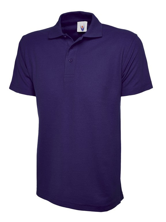 Unisex Classic Polo Shirt (P81 (UC101)) - Purple
