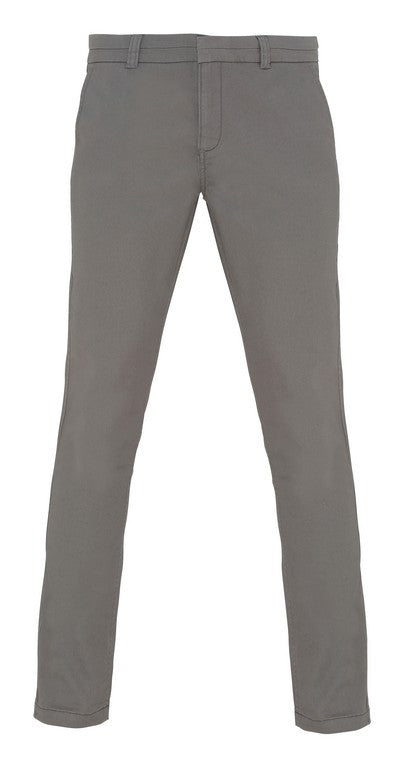 Ladies Classic Stretch Chino's (TF060 (AQ060))