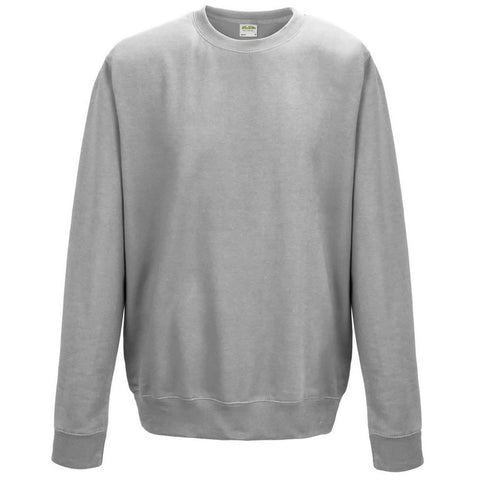 Unisex Sweatshirt (SW83 (JH030)) - Heather Grey