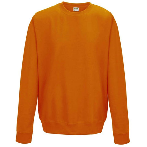 Unisex Sweatshirt (SW83 (JH030)) - Orange Crush