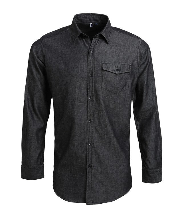 Men's Denim Shirt (S222 (PR222))