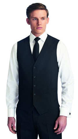 Borough Men's  5 Button Waistcoat (WM413)