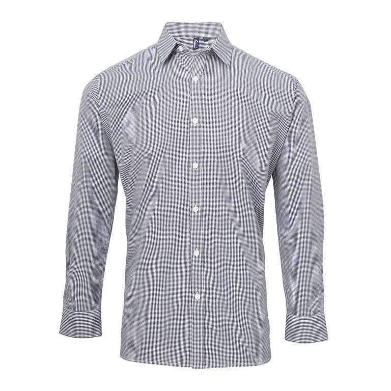 Men's Gingham Check Shirt (S220 (PR220))