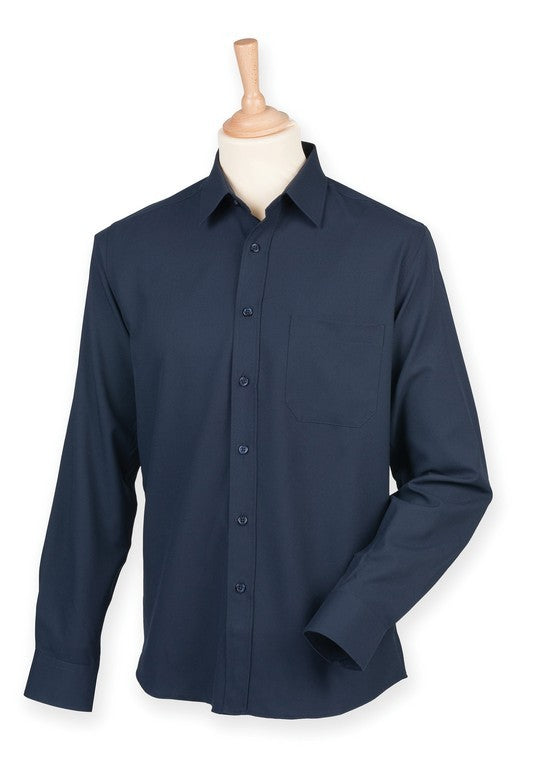 S150 Men's Antibacterial UV Shirt (HB595)
