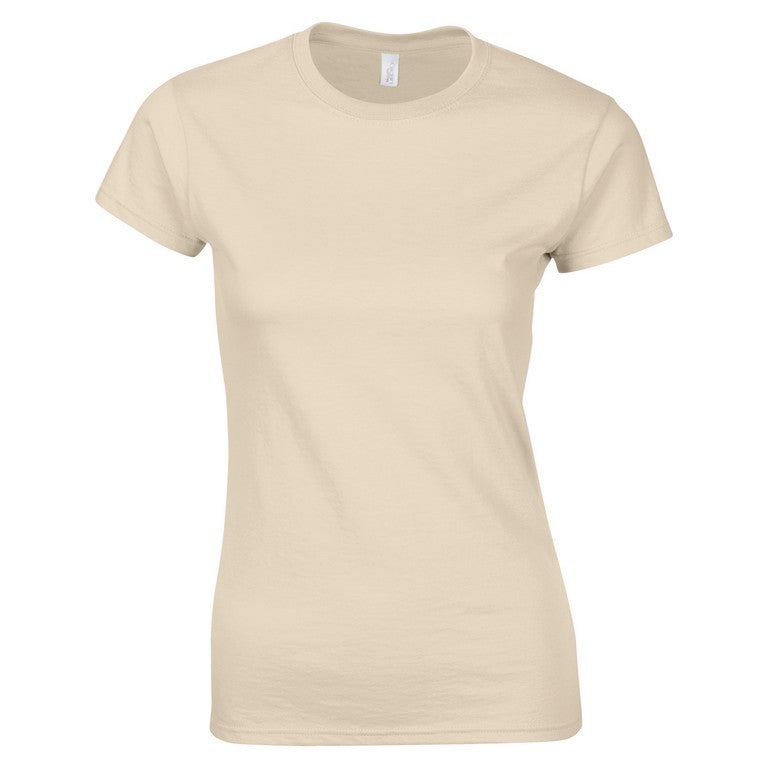 Softstyle Ladies T-Shirt (TS072 (GD072)) - Sand