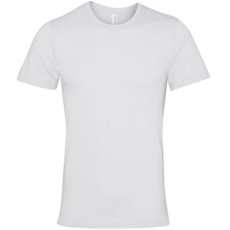 Soft Feel Unisex T Shirt (TS81 (CV001)) - Silver