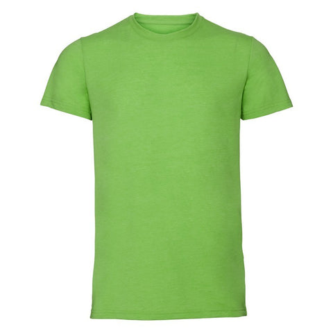 Men's HD T-Shirt (TS66 (J165M)) - Green Marl