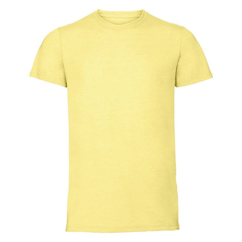 Men's HD T-Shirt (TS66 (J165M)) - Yellow Marl
