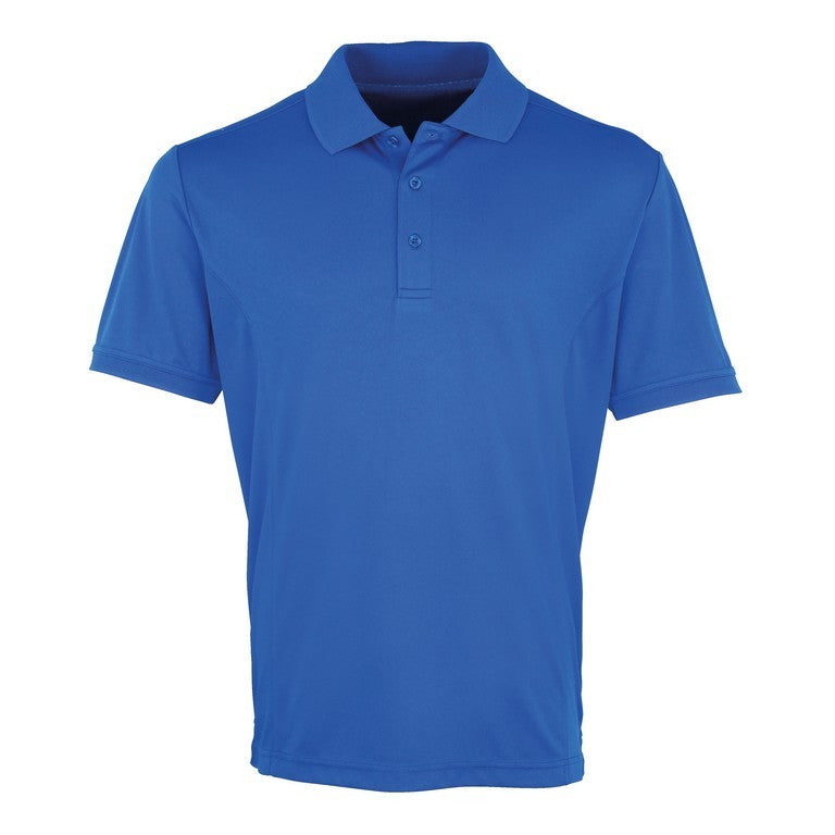 Unisex Cool checker Polo (P615 (PR615)) - Royal