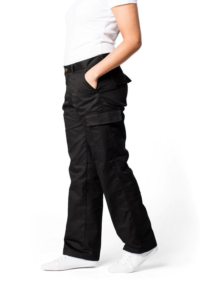 Ladies Cargo Trouser (TF102 (UC905))