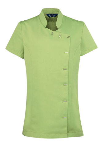 Ladies Beauty Tunic (TU122 (PR682)) - Lime