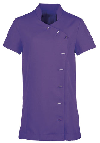 Ladies Beauty Tunic (TU122 (PR682)) - Purple