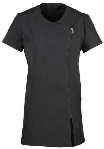Ladies Zip Front Tunic (TU130 (PR686))