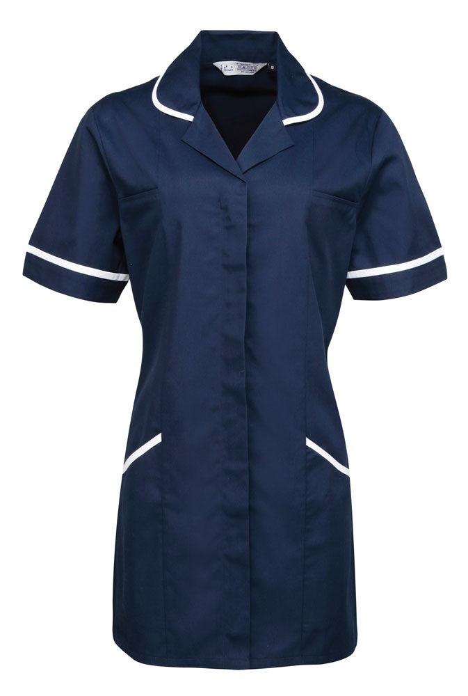 Healthcare Tunic (TU500 (PR604)) - Navy/White