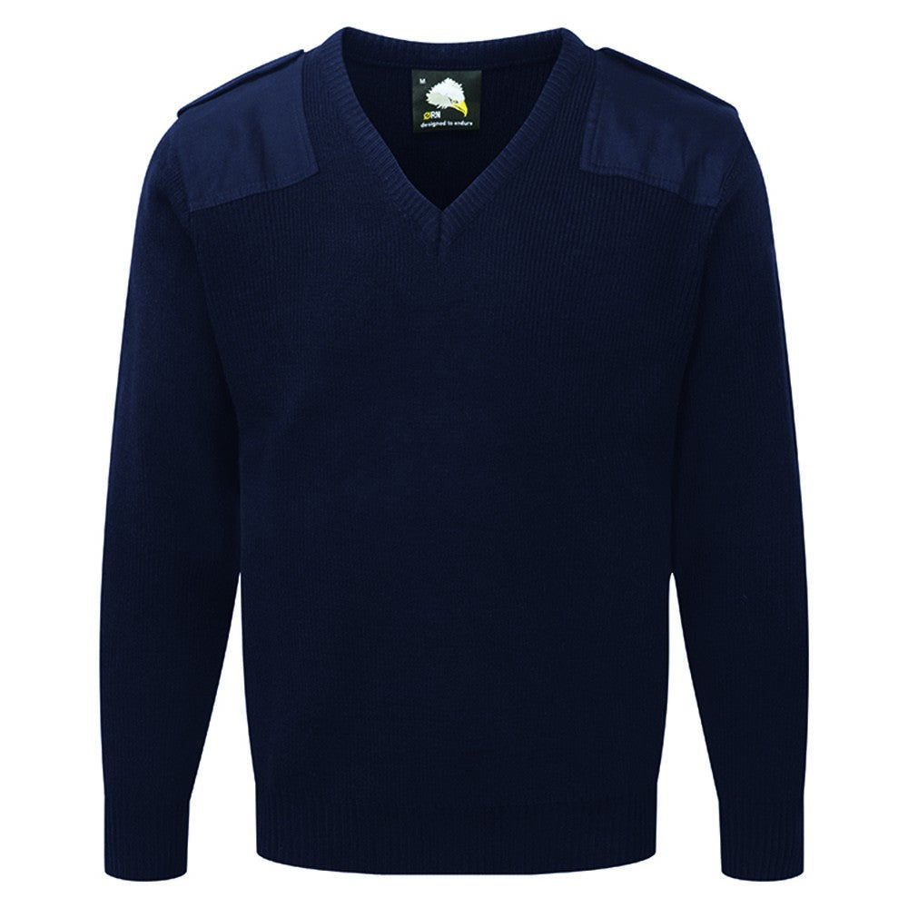 Premium Security Jumper (J204 (9200)) - Navy