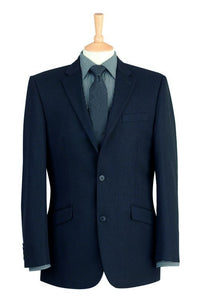 Zeus Men's 2 Button  Tailored Jacket (JM159)