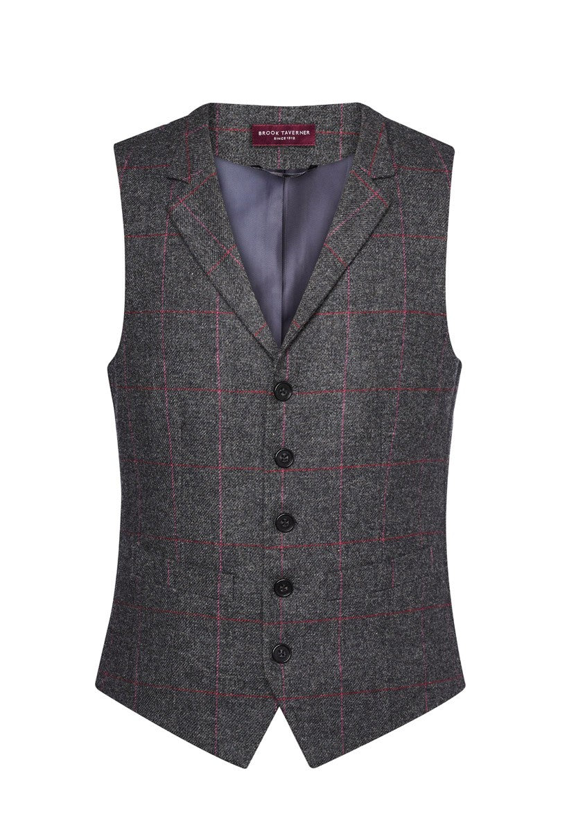 Men's Tweed Waiscoat (WM1463)
