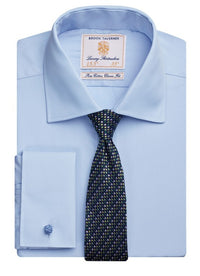 Men's Classic Fit Double Cuff Shirt (S240)