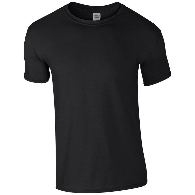 Softstyle Unisex T-Shirt (TS001 (GD001)) - Black