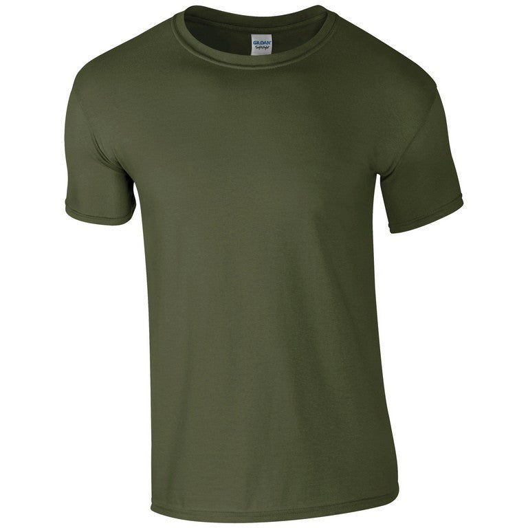 Softstyle Unisex T-Shirt (TS001 (GD001)) - Military Green