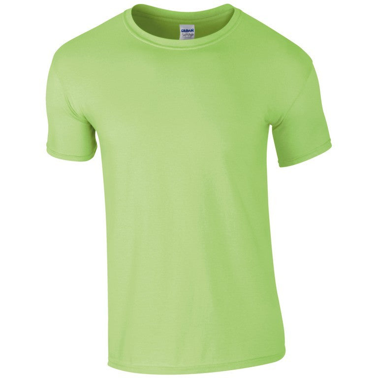 Softstyle Unisex T-Shirt (TS001 (GD001)) - Mint Green