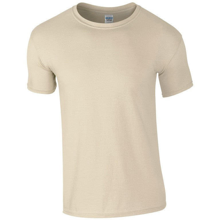 Softstyle Unisex T-Shirt (TS001 (GD001)) - Sand
