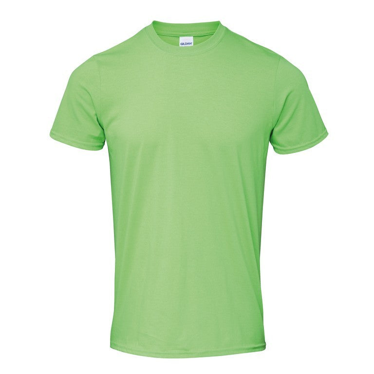Softstyle Unisex T-Shirt (TS001 (GD001)) - Lime