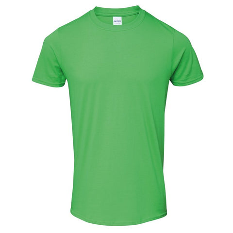 Softstyle Unisex T-Shirt (TS001 (GD001)) - Electric Green