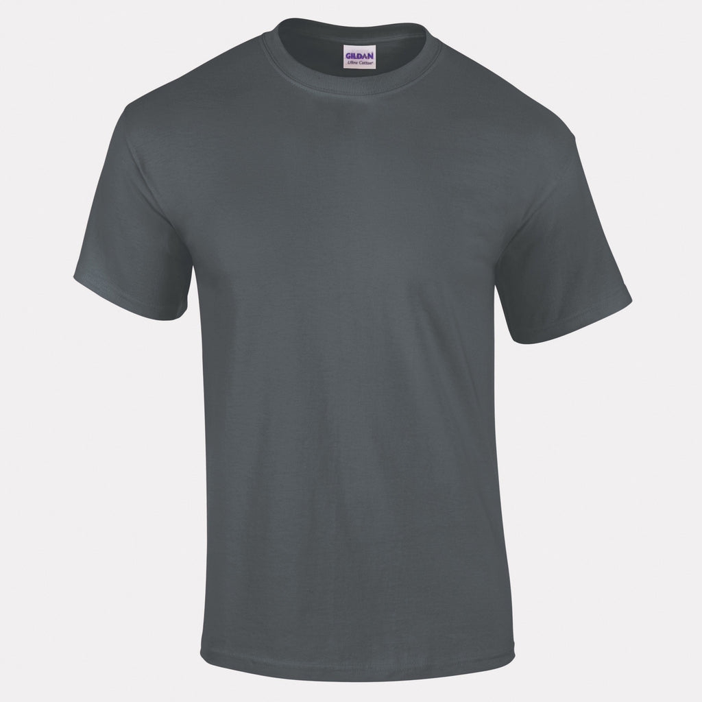 Ultra Cotton Unisex T-Shirt (TS83 (GD002)) - Charcoal