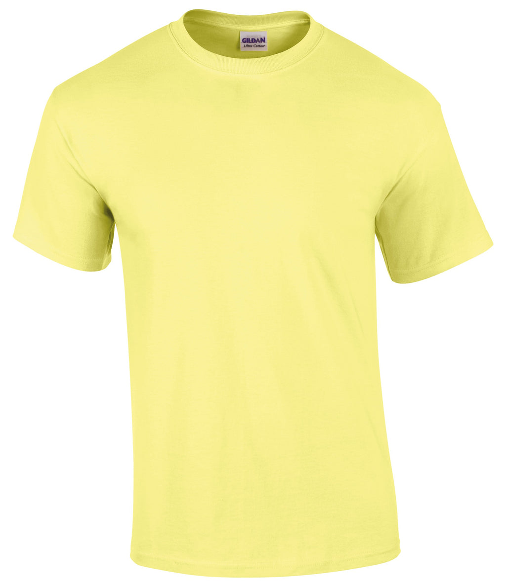 Ultra Cotton Unisex T-Shirt (TS83 (GD002)) - Cornsilk