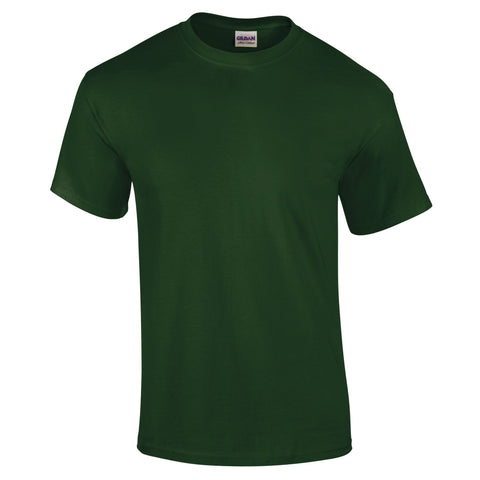 Ultra Cotton Unisex T-Shirt (TS83 (GD002)) - Forest