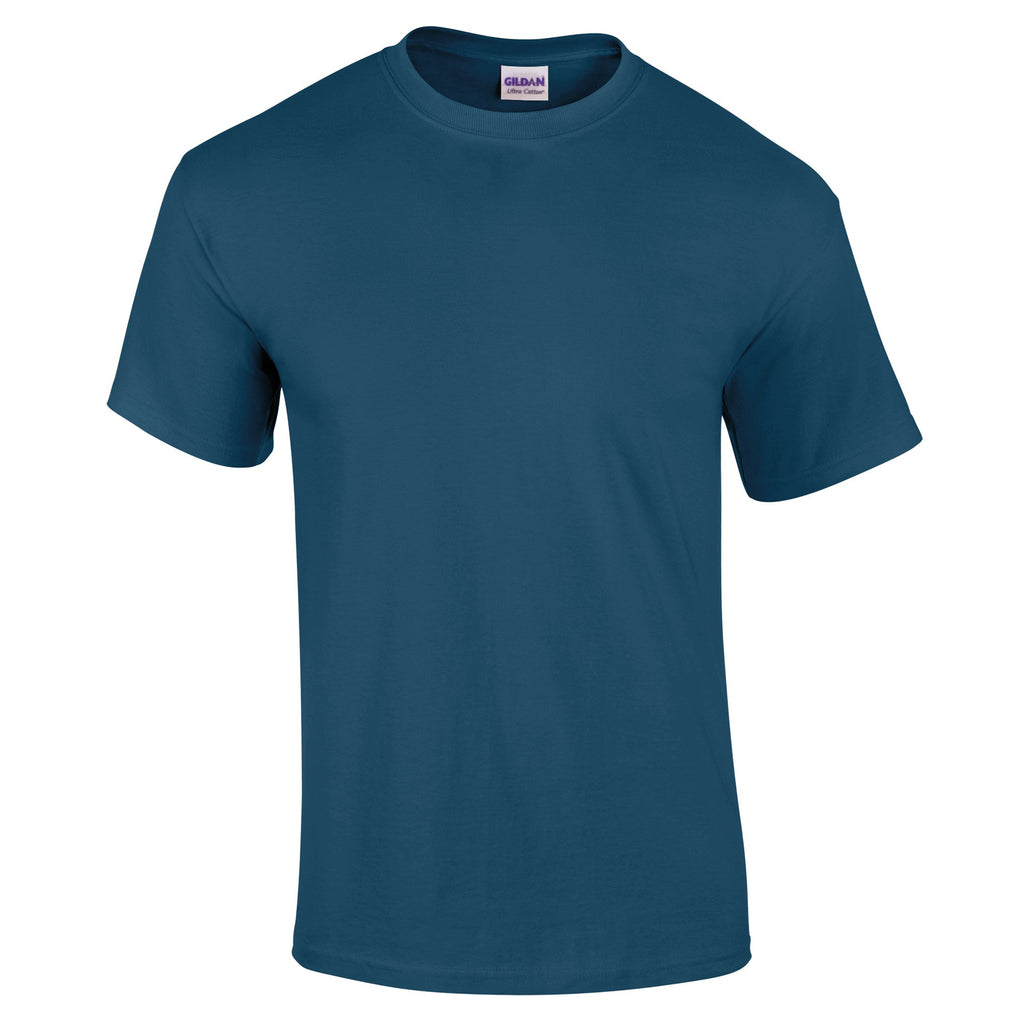 Ultra Cotton Unisex T-Shirt (TS83 (GD002)) - Indigo Blue