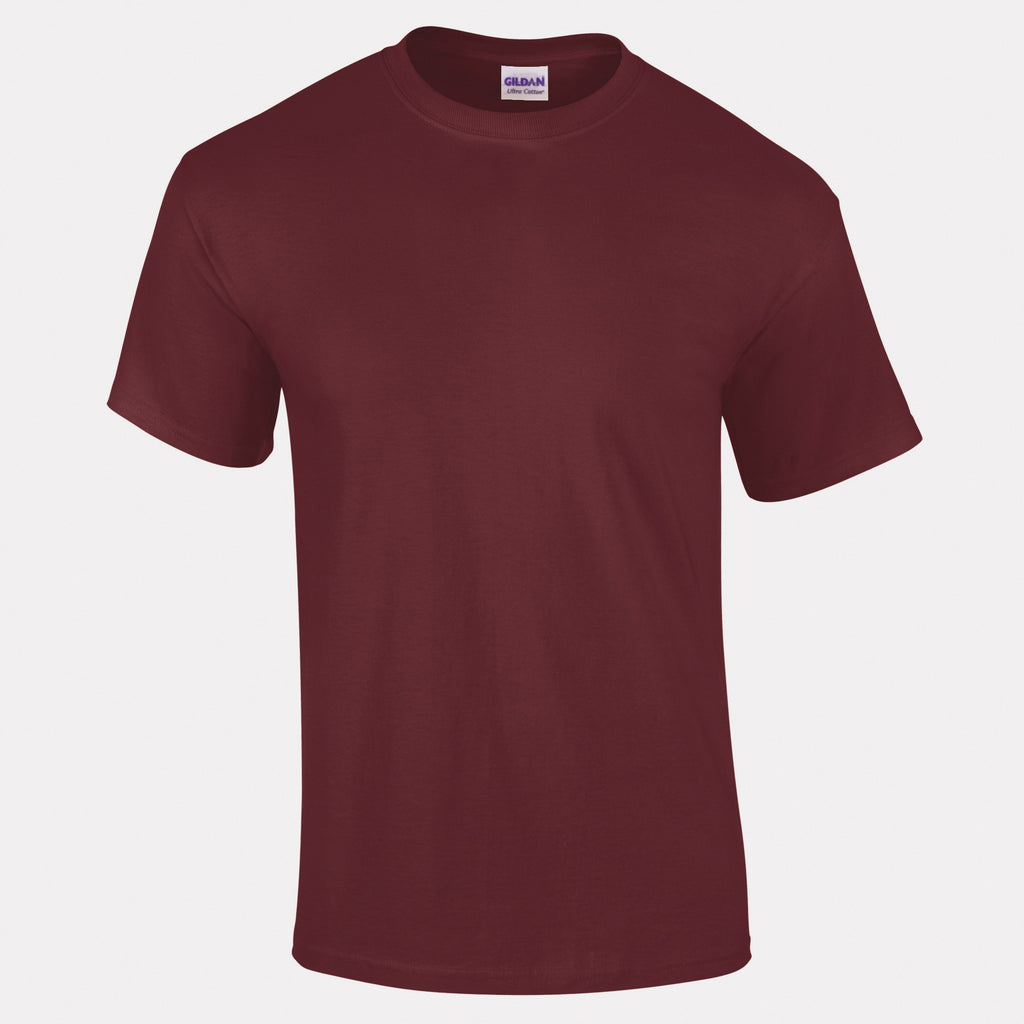 Ultra Cotton Unisex T-Shirt (TS83 (GD002)) - Maroon