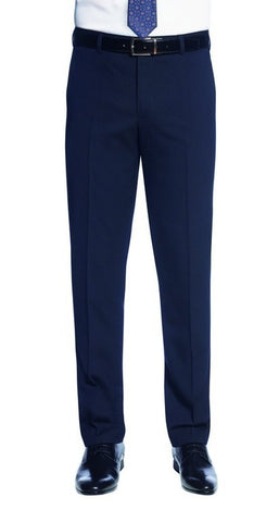 Holbeck Slim Fit Trouser (TM516) - Charcoal