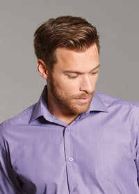 Men's Long Sleeve Shirt (S184)