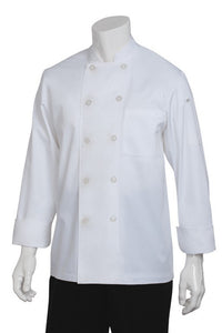 Le Mans Long Sleeve Chef Jacket/Coat (WCCW)