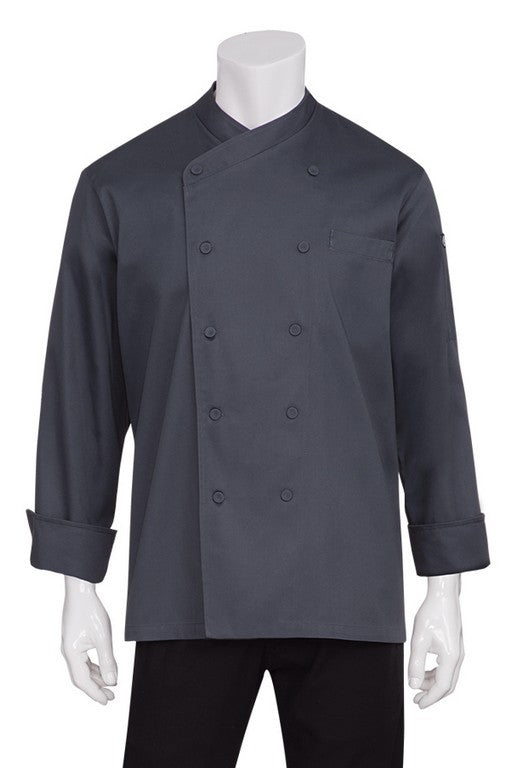 Anguilla Executive  Long Sleeve Chef Jacket (FBCC)