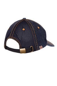 Denim Baseball Hat (RDBC)