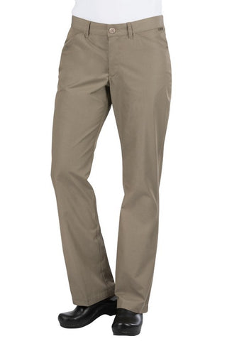 Ladies Professional Chef Trousers (PEN02W)