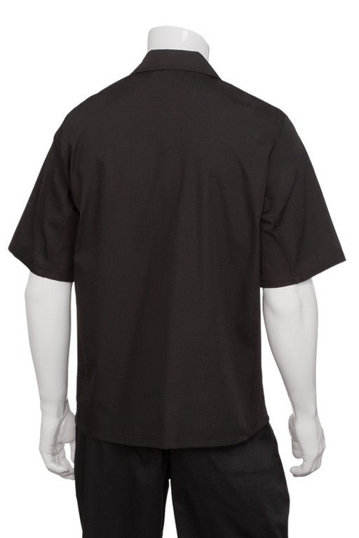 Cool Vent Short Sleeve Cook Shirt (CSCV)