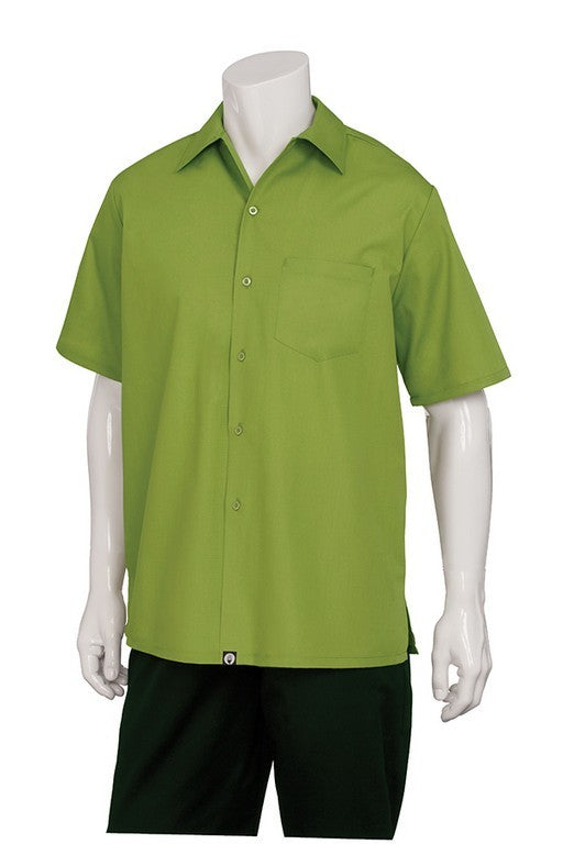Cafe Short Sleeve Shirt (C100)