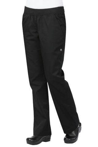Ladies Lightweight Slim Trousers (PBN01W)