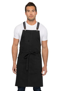 Berkeley Bib Apron (ABS01)