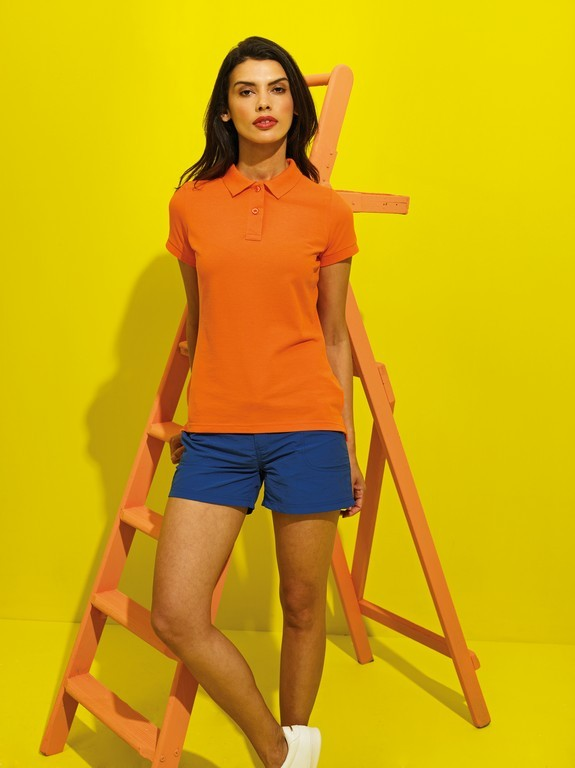 Ladies Poly/Cotton Polo Shirt