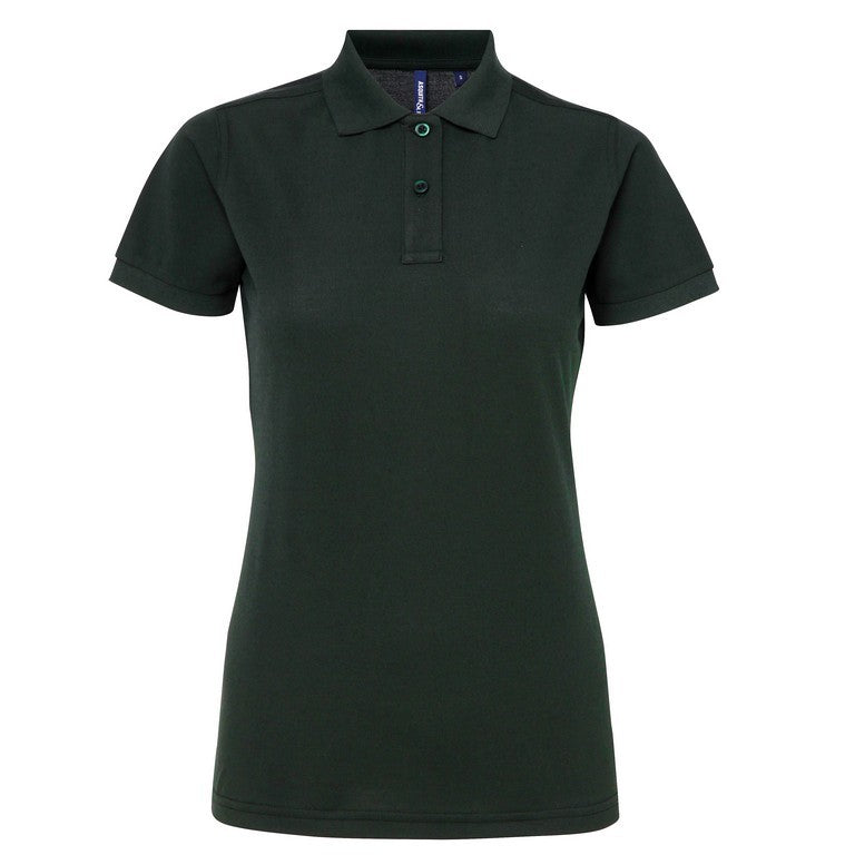 Ladies Poly/Cotton Polo Shirt (PF025) - Bottle