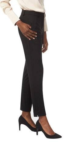 Ladies Holmes Slim Leg Trouser (TF303) - Black