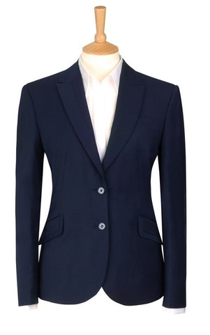 Novara 2 Button Jacket (JF144) - Navy