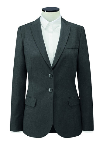 Finchley 2 Button Jacket (JF402) - Charcoal