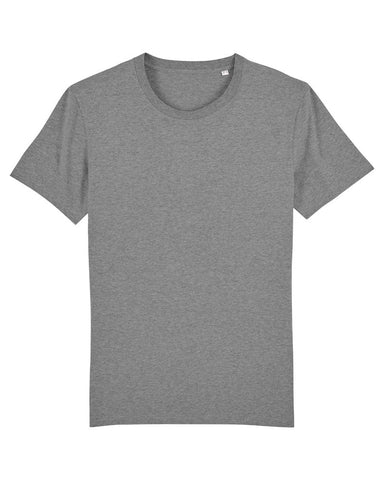 Unisex Iconic SX001 T-Shirt (TSX01) - Mid Heather Grey